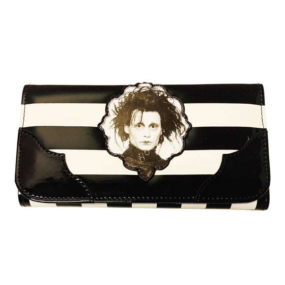 Edward Scissorhands Clutch Wallet