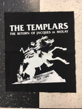 Templars Return Of ... Back Patch