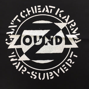 Zounds Back Patch
