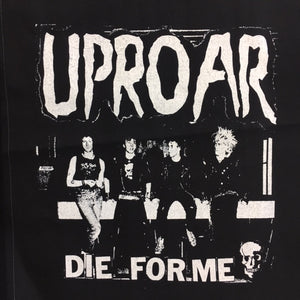 Uproar Back Patch