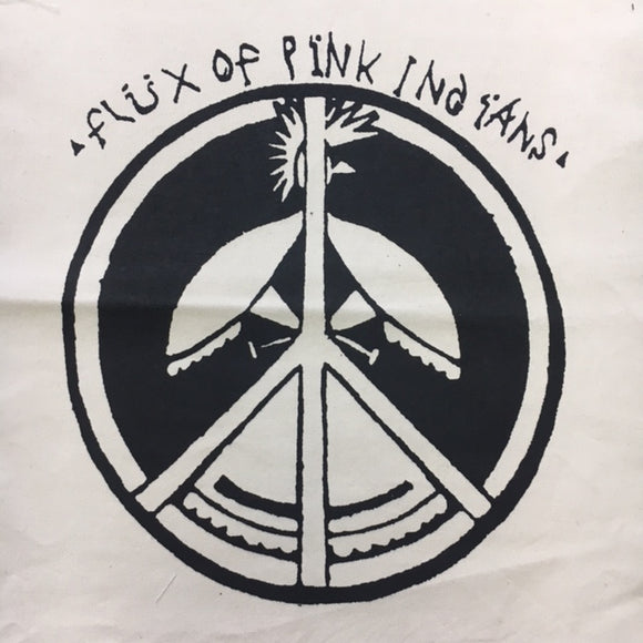 Flux of Pink Indians Back Patch