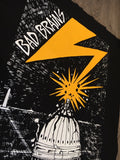 Bad Brains Back Patch