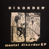 Disorder Metal Disorder EP Patch