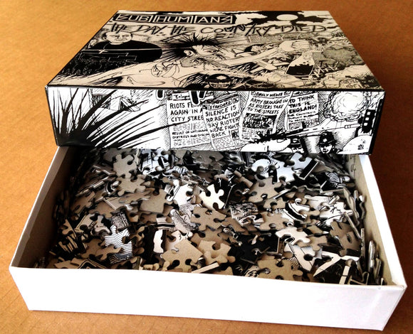 Subhumans Day the Country Died Puzzle