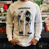 Subhumans Worlds Apart Long Sleeve Shirt