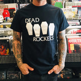 Dead Rockers Coffin Logo Shirt