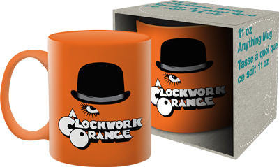 Clockwork Orange Hat Mug - DeadRockers