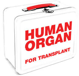 Human Organ Lunch Box - DeadRockers