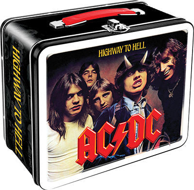 AC/DC Lunch Box - DeadRockers