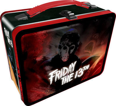 Friday the 13th Lunch Box - DeadRockers