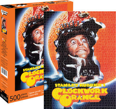 Clockwork Orange Puzzle - DeadRockers