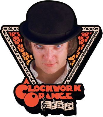 A Clockwork Orange Alex Magnet