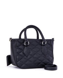 Mini Sweet Pea Tote Black Matte