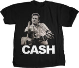 Johnny Cash The Bird Tee