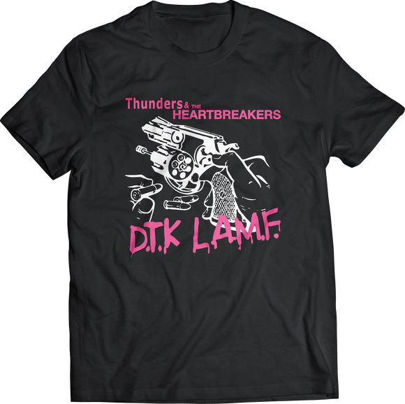 Johnny Thunders DTK Shirt