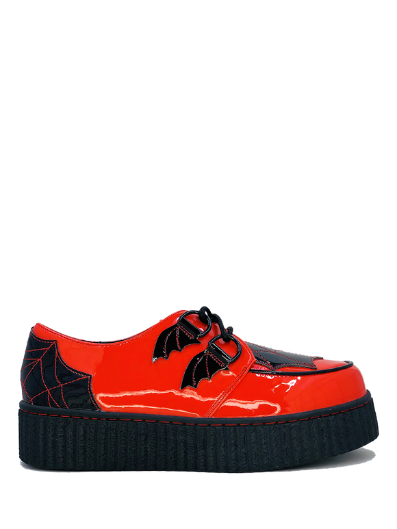 Krypt Web Creeper Red/Black