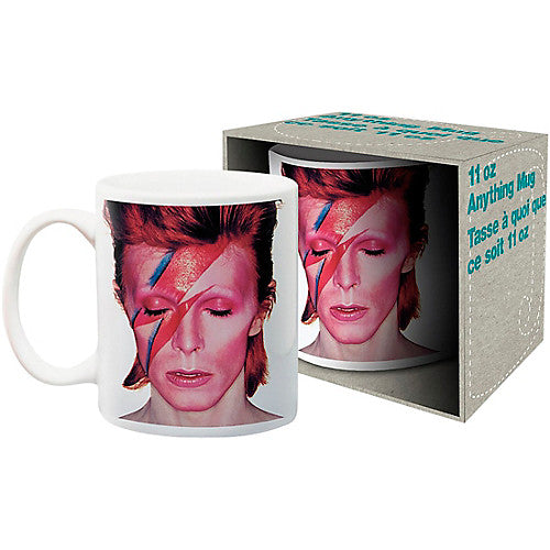 David Bowie Boxed Mug