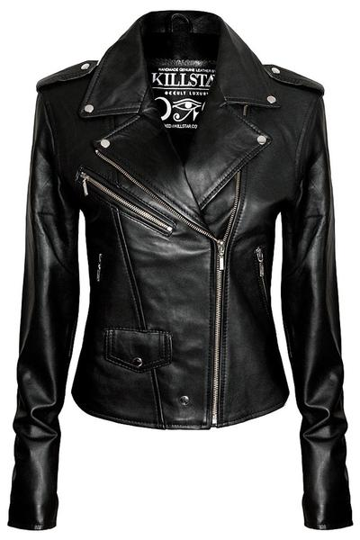 Killstar Vegan Leather Jacket