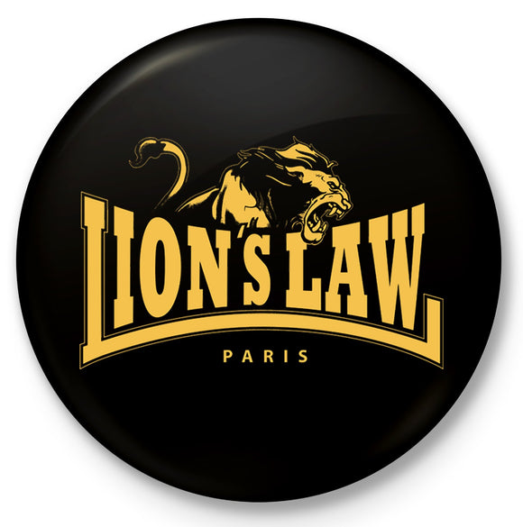 Lions Law Button