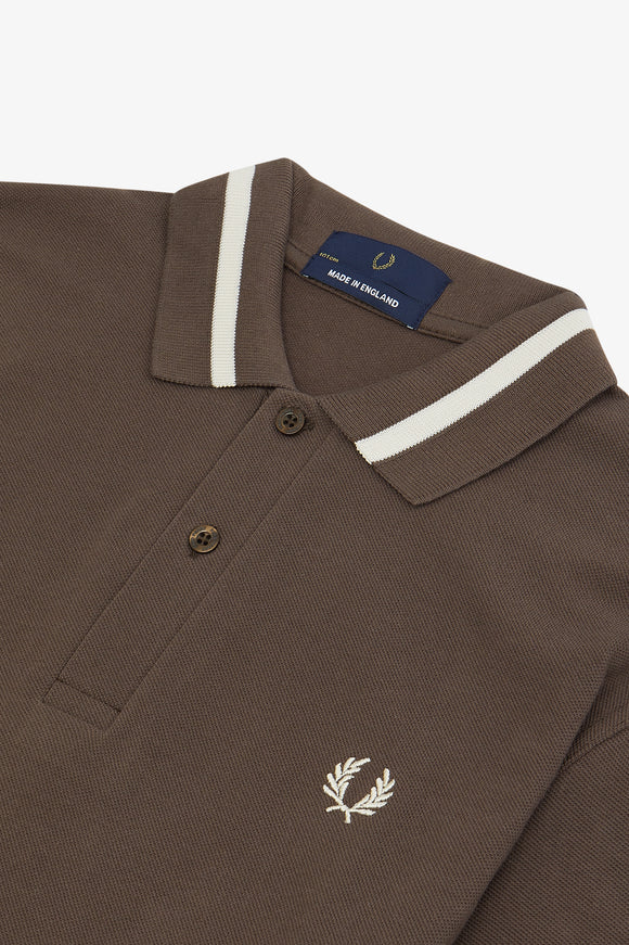 Fred Perry Polo Truffle Brown