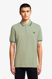 Fred Perry Polo Light Sage