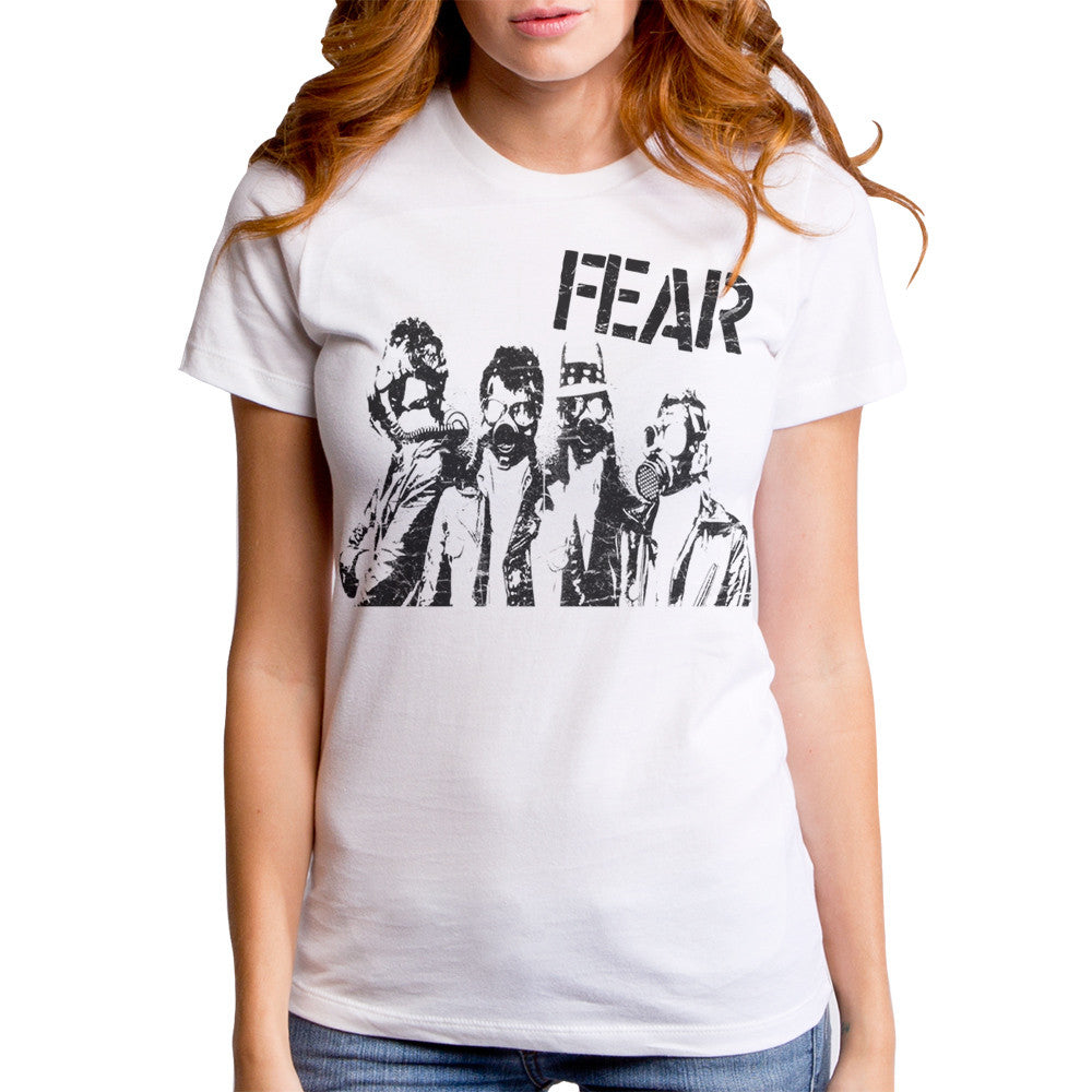 Fear 'Masks' Tee