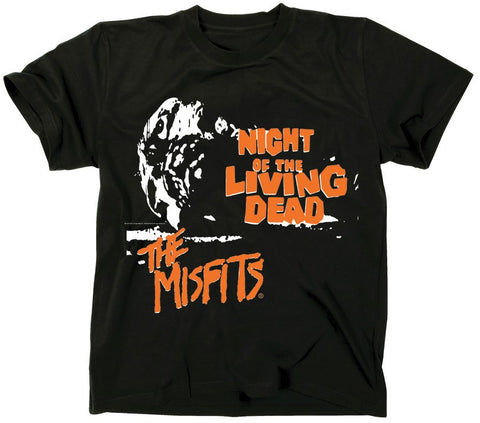 Misfits Night of the Living Dead Tee - DeadRockers