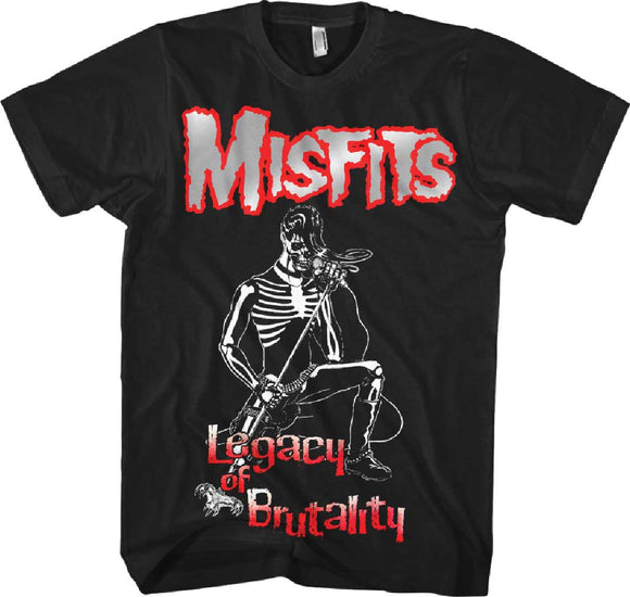 Misfits Legacy of Brutality Shirt