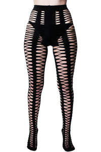 Mistress Fishnet Tights