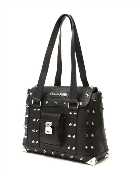 Mini Weekender Bag Black Matte - DeadRockers
