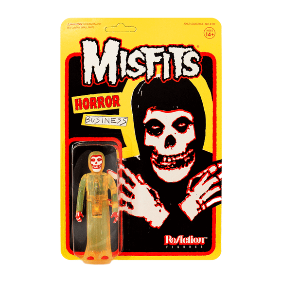 Misfits ReAction Figure - The Fiend Horror Business