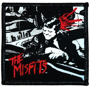 Misfits 'Bullet' Patch - DeadRockers