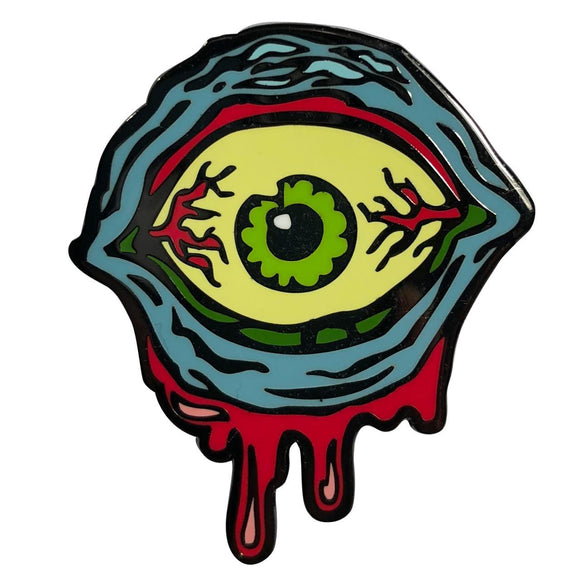 Monster Eye Enamel Pin