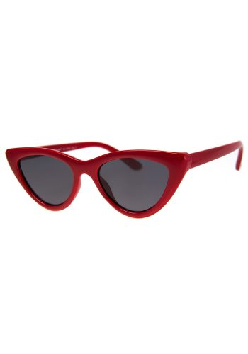 Red Naughty Gal Sunglasses