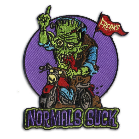 Normals Suck Patch - DeadRockers