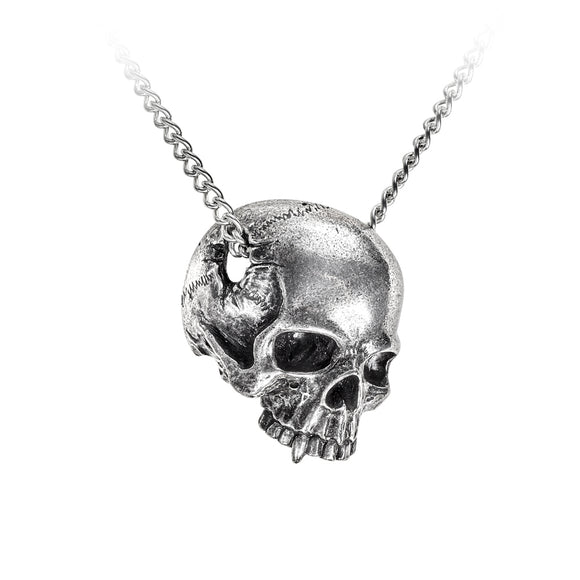 All That Remains Skull Necklace