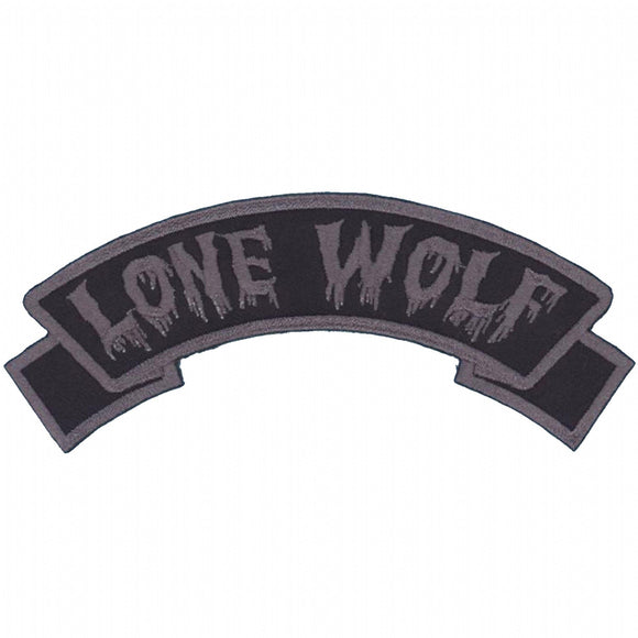 Lone Wolf Arch Patch