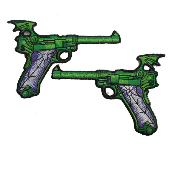 Web Guns Patches - DeadRockers