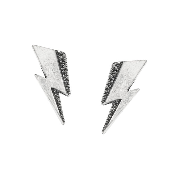 David Bowie Flash Stud Earrings