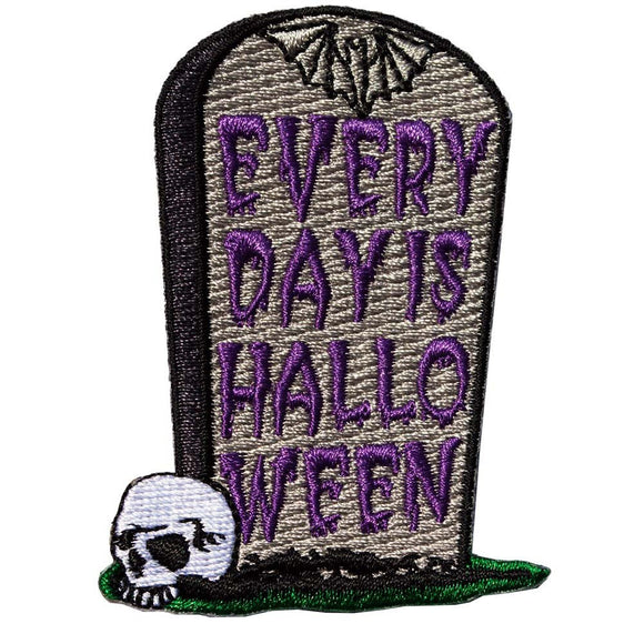 Everyday is Halloween Patch - DeadRockers