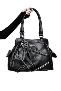 Pendulum Studded Straps Bag