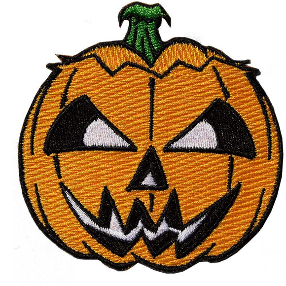 Pumpkin Halloween Patch - DeadRockers