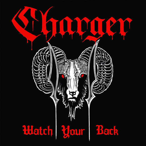 Charger - Watch Your Back LP