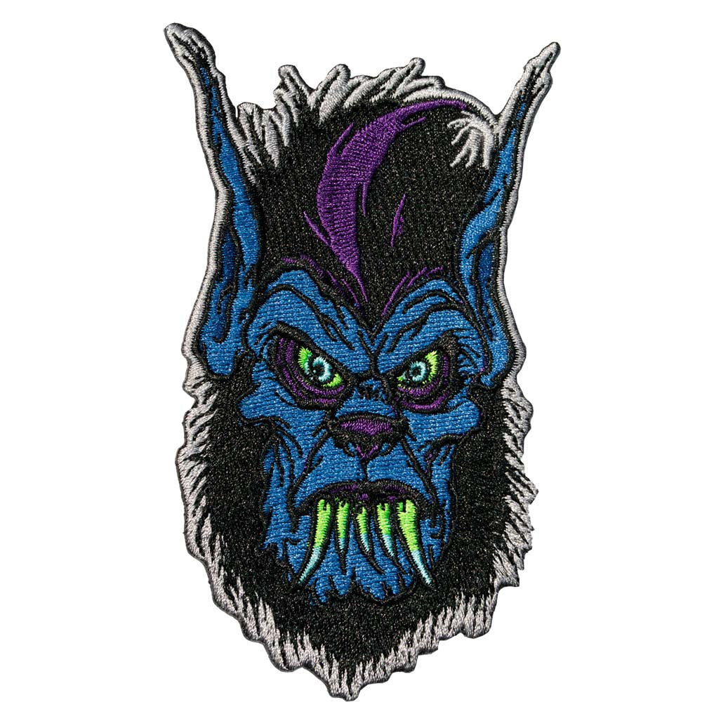 Toxic Toons Wolfie Patch - DeadRockers