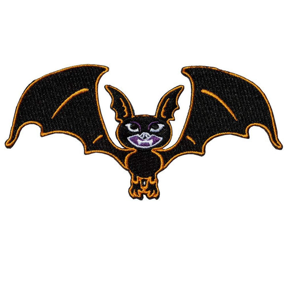 Vintage Bat Patch - DeadRockers