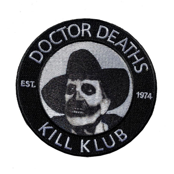 Doctor Death Vincent Price Patch