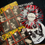 The Partisans - S/T LP Exclusive Splatter