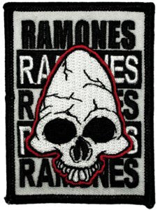 Ramones Pinhead Patch