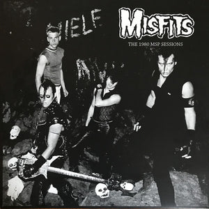 Misfits - MSP Sessions LP - DeadRockers