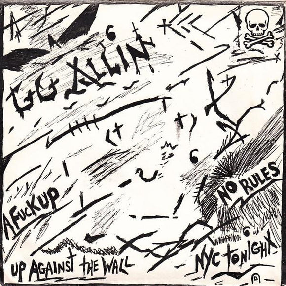 GG Allin - No Rules 7